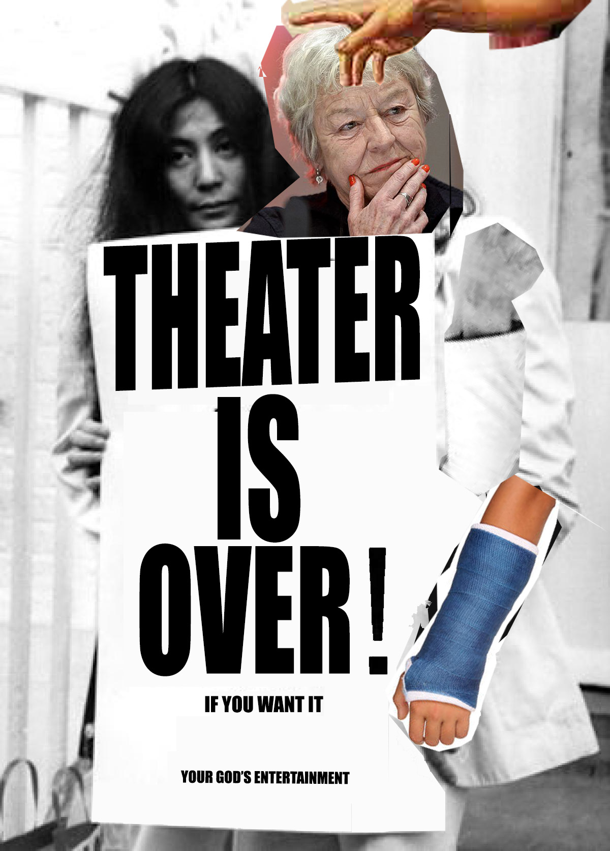 THEATER IS OVER! if you want it